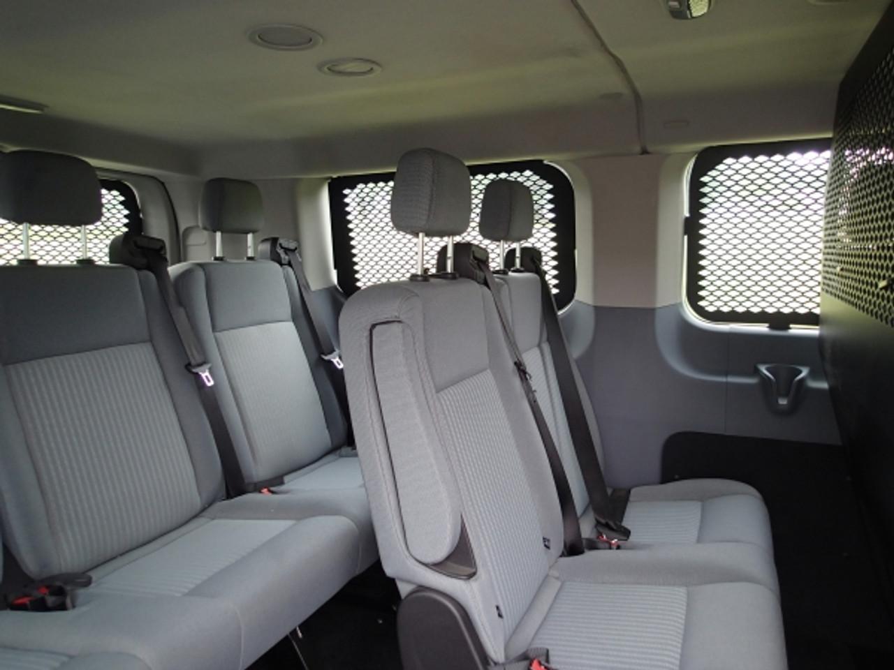 Havis Ford Transit Van 7 Window Guards Kit For 130 Inch