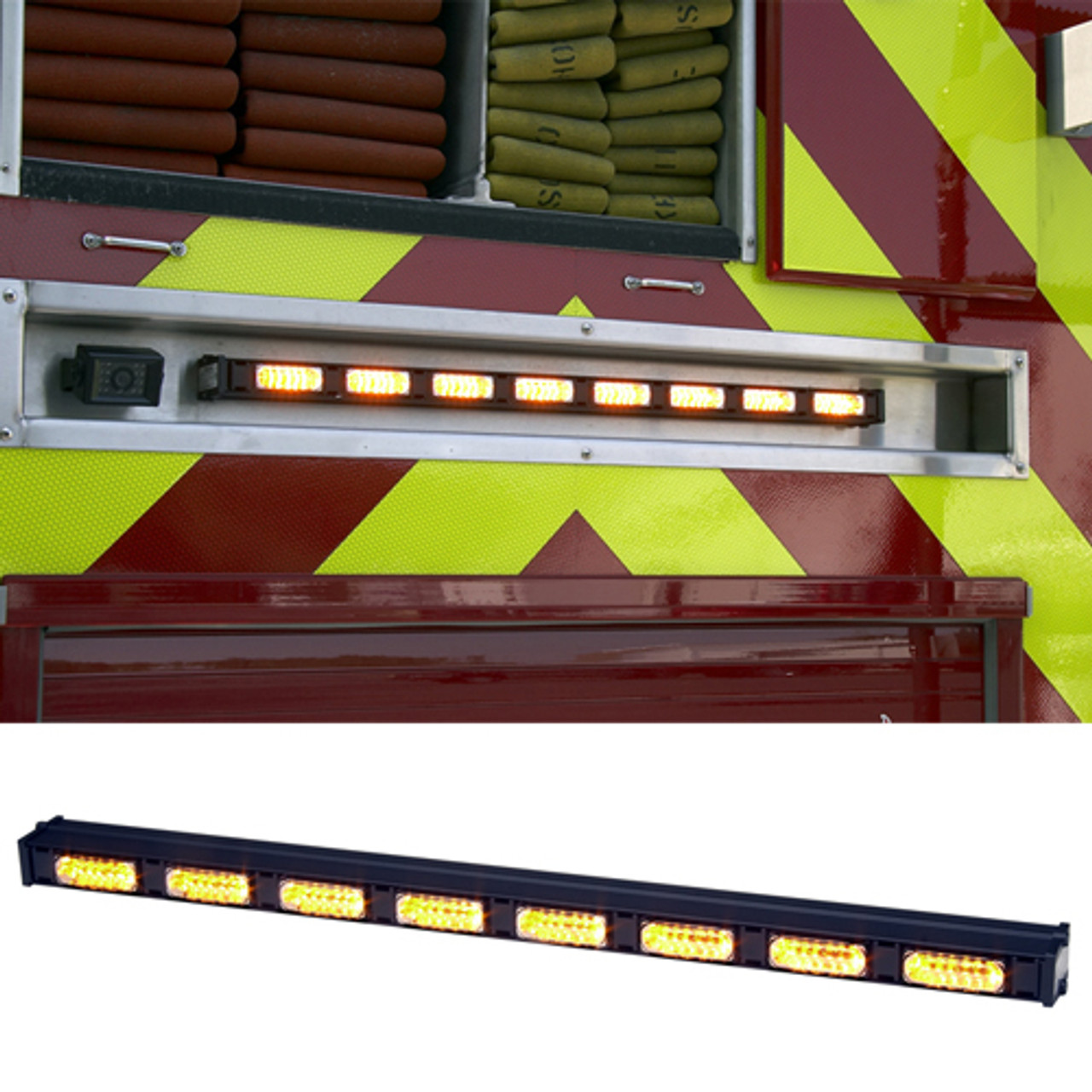 Whelen Traffic Advisor TADP6 Six LED Light Arrow Stick