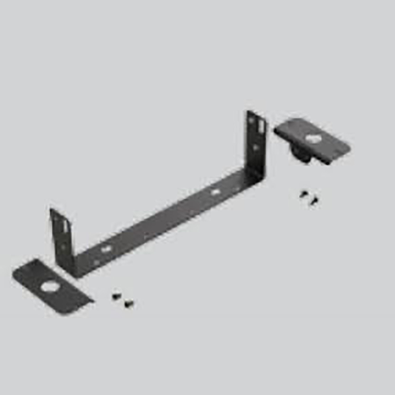 Federal Signal Extended License Plate Bracket For IPX3/ IPX6/ VPX8, kit