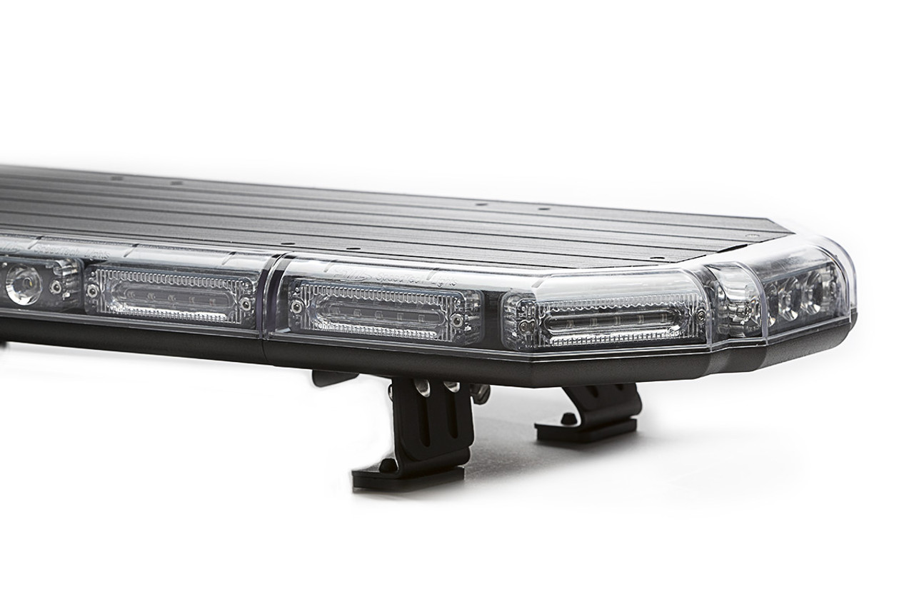 emergency and police vehicle led light bar by speedtech lights, k-force  series,