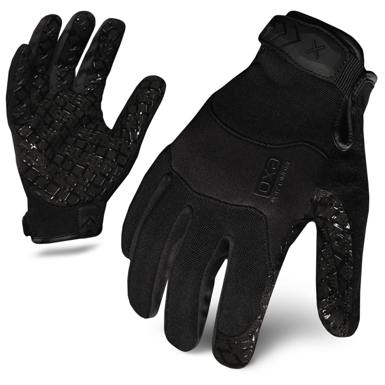 IronClad EXO Tactical Grip Women's Glove with Diamondclad® Silicone Fused Palm and Index Finger
