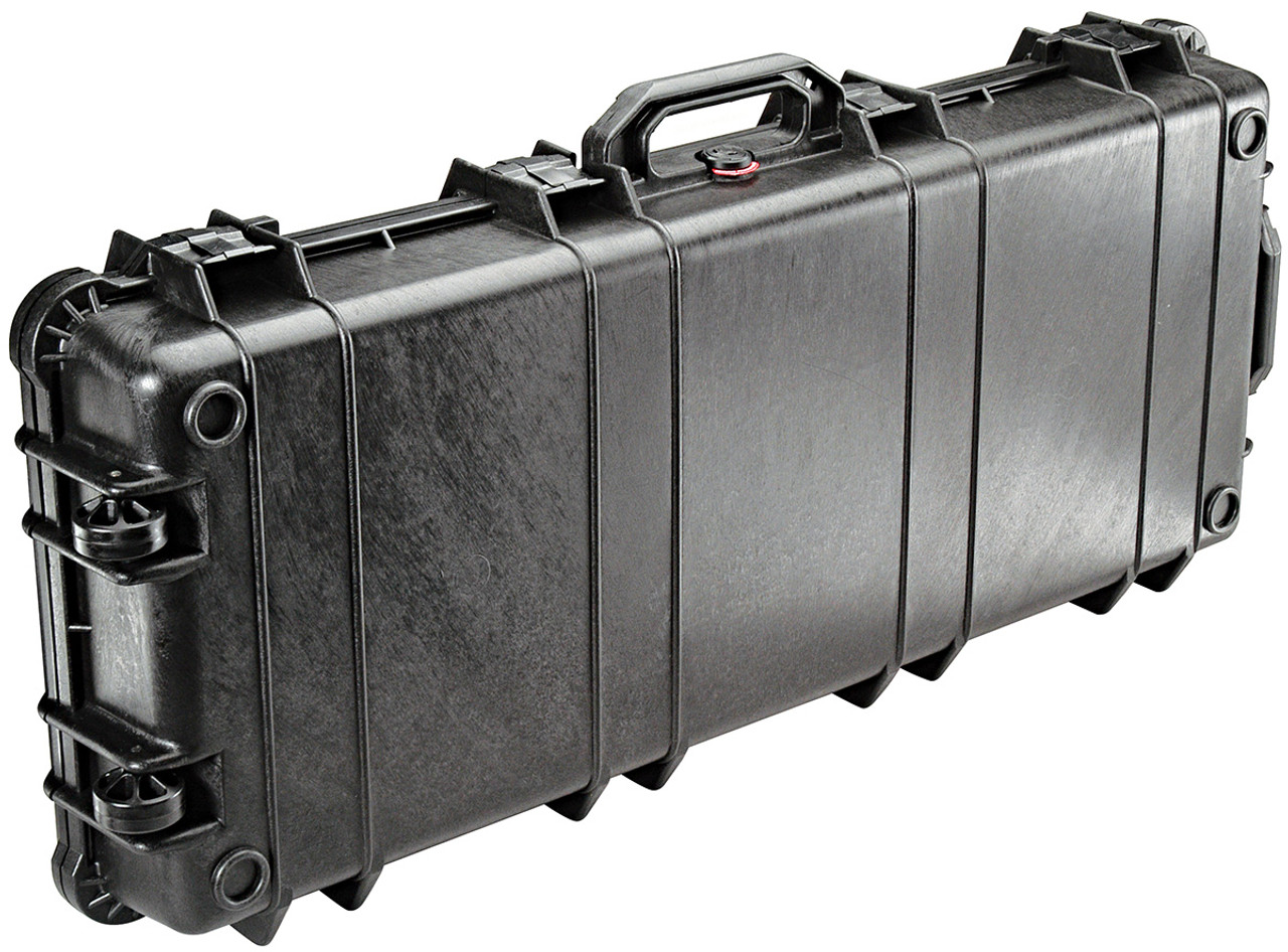 Pelican 1700 Long Gun Protector Rifle and Shotgun Case - Watertight, Crushproof, and Dustproof, with Optional Foam Insert, Available in Black, OD Green or Desert Tan, 40x19x7, 18 lbs (w-out foam, 17 lbs)