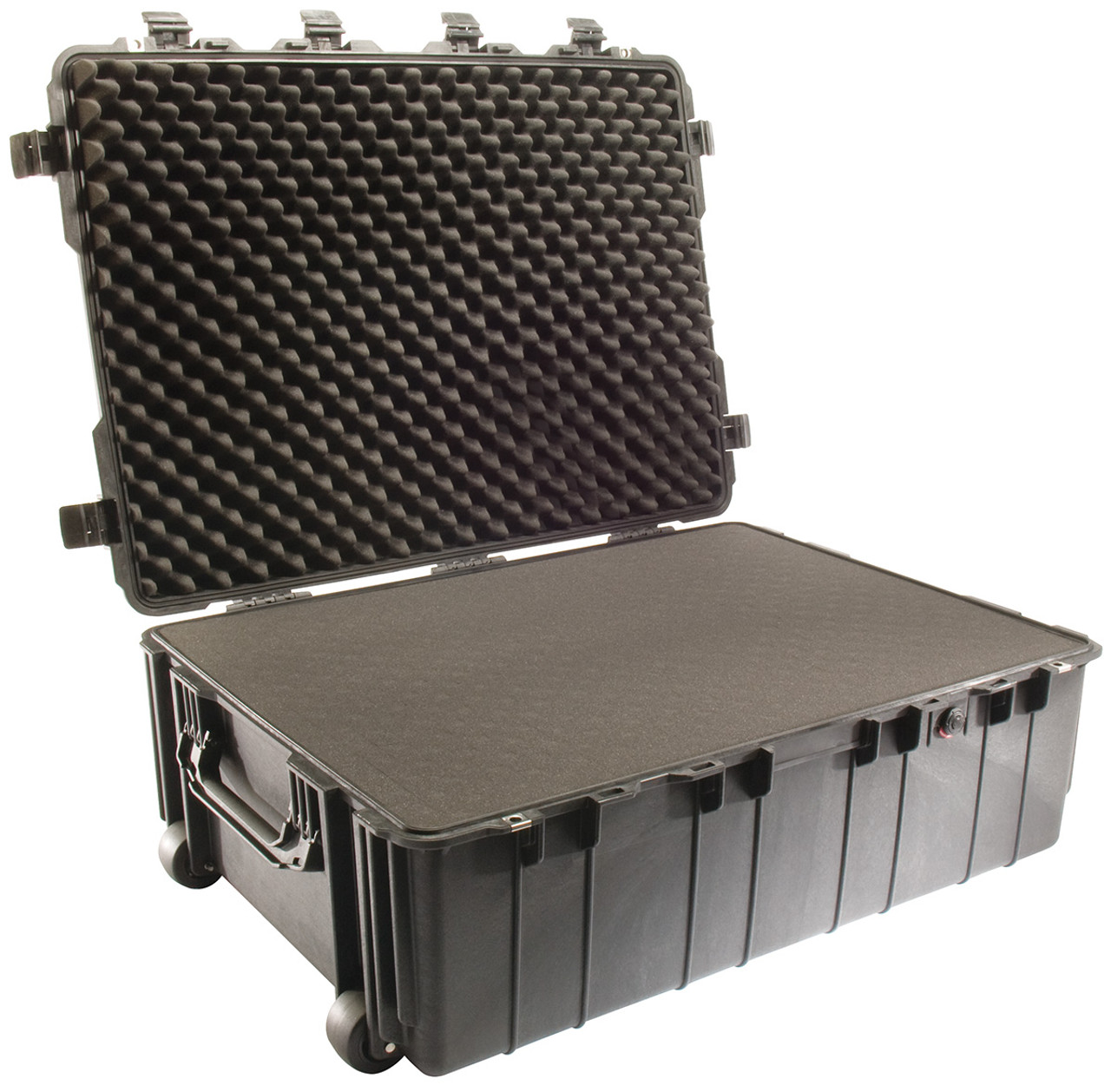 Pelican 1730 Protector - Large Transport Case - Watertight, Crushproof, and Dustproof, With Optional Foam Insert, 38x28x15, 43 lbs (w-out foam, 35 lbs)