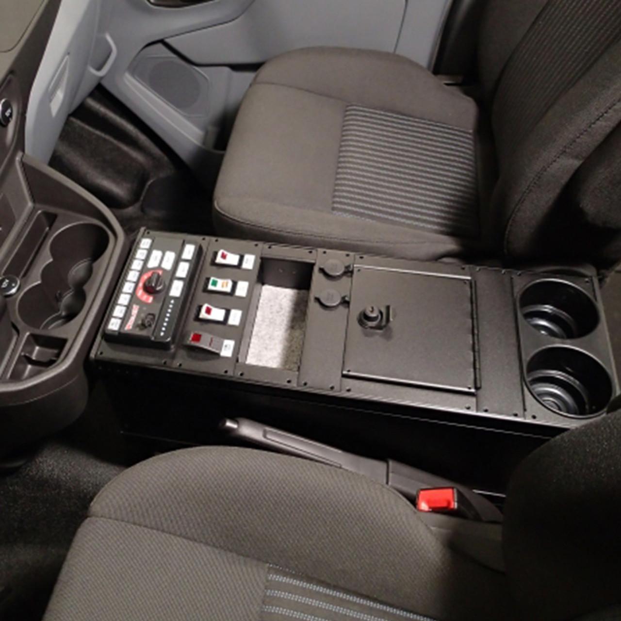 "FORD TRANSIT 15/"" 15 INCH CAR VAN WHEEL TRIMS HUB CAPS RED /& BLACK 10-14"