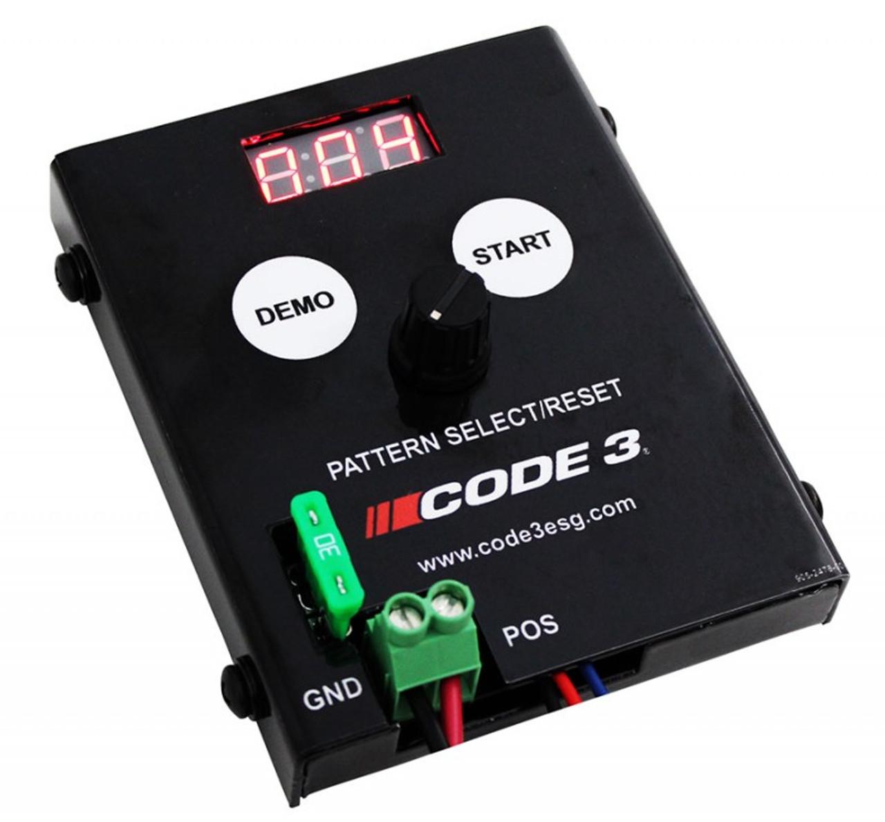Code-3 Lighthead Programmer LHP-C3
