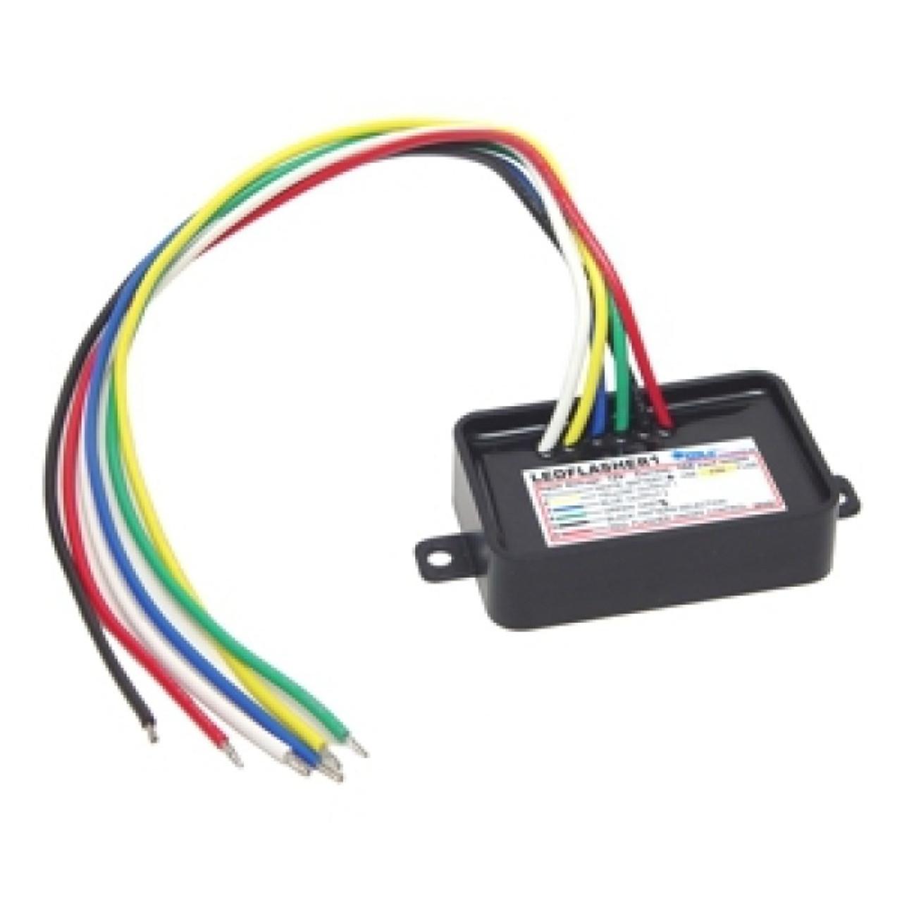 Code-3 LED Flasher