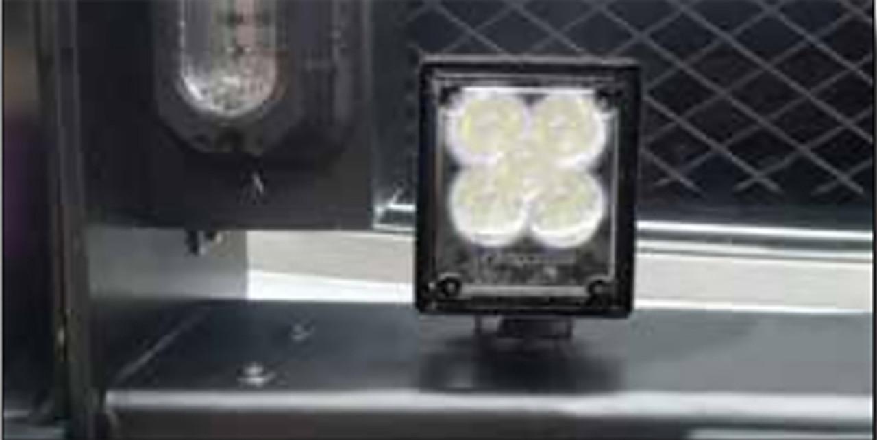Code-3 Independent LED Steady Burn Takedown Light LTD901