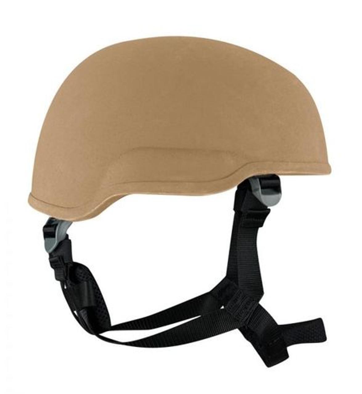 Propper ACH II Tactical Bulletproof Helmet, Available in Black, Tan, or Ranger Green
