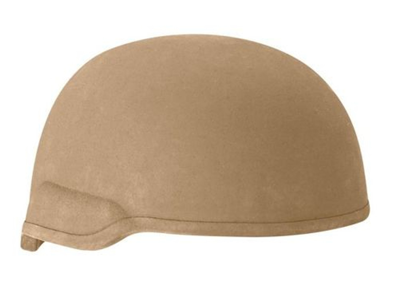 Propper ACH II Tactical Bulletproof Helmet for Police and Military, Available in Black, Tan, or Ranger Green