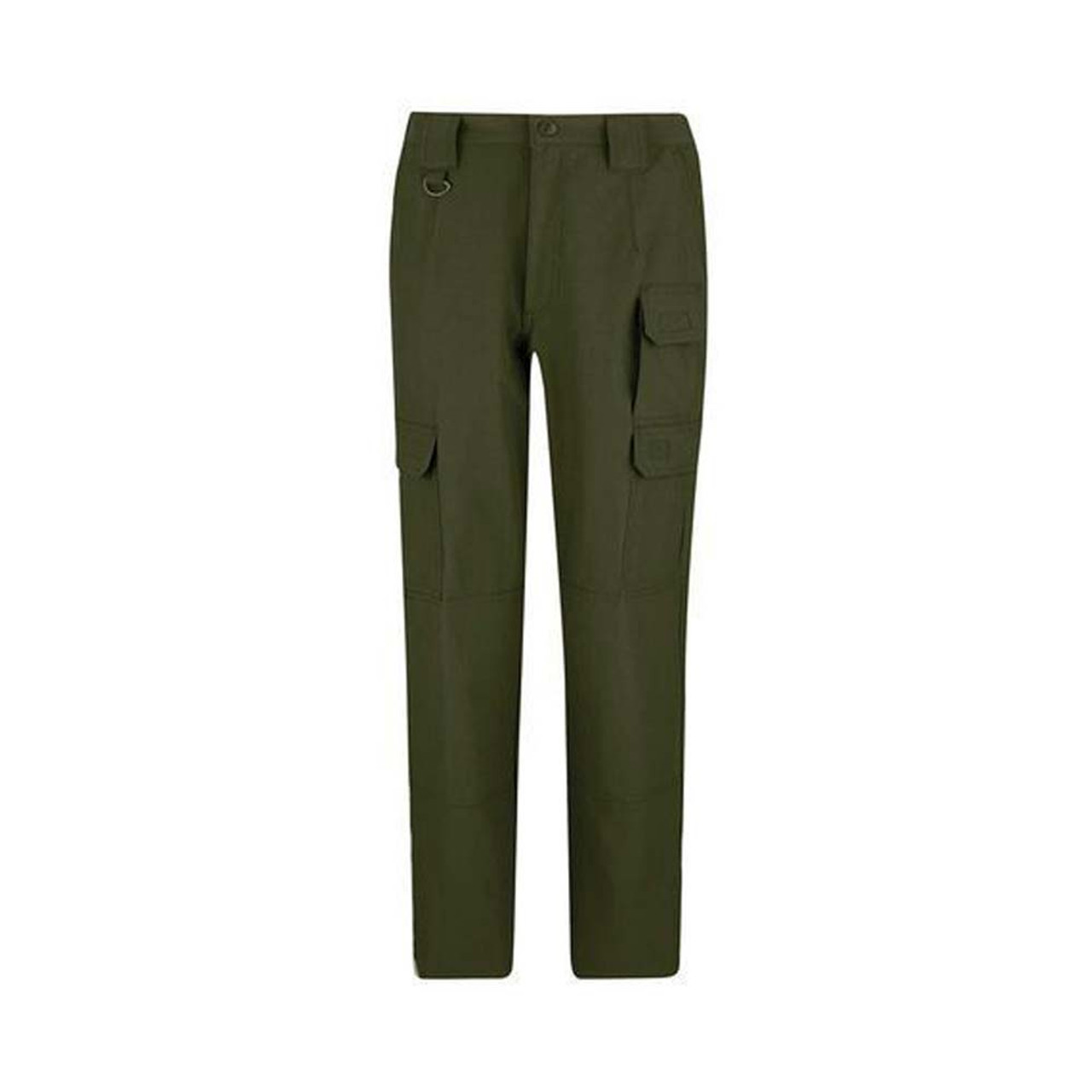 Propper F5295-2Y Women's Stretch Tactical Pants, Relaxed Fit, Nylon/Spandex micro ripstop with Teflon fabric protector, Knee Pad Pockets, Ammo Pokcet, available in Black, Khaki, Olive Green, or LAPD Navy