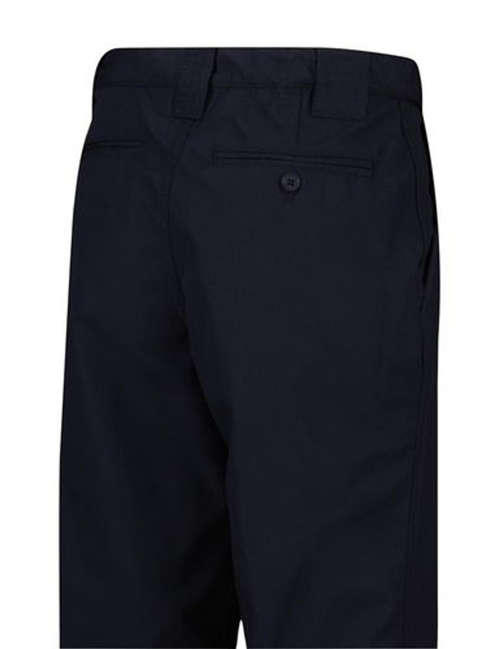 Propper F5293 Women's Lightweight Ripstop Tactical Station Uniform Pants, Classic/Straight Fit, Polyester/Cotton with Teflon fabric protector, Five-Pocket Design, LAPD Navy