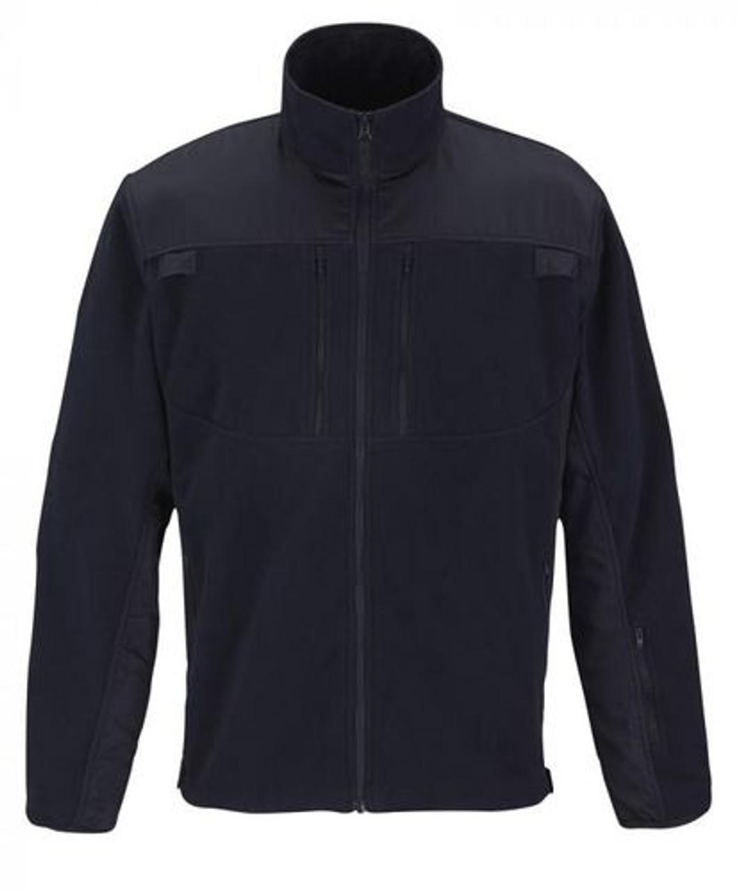 7fbf98f84 Propper® Cold Weather Tactical Fleece Jacket, 100% Polyester Fleece, Badge  Tab, 5-Pocket Design, choose Black and LAPD Navy, F5431