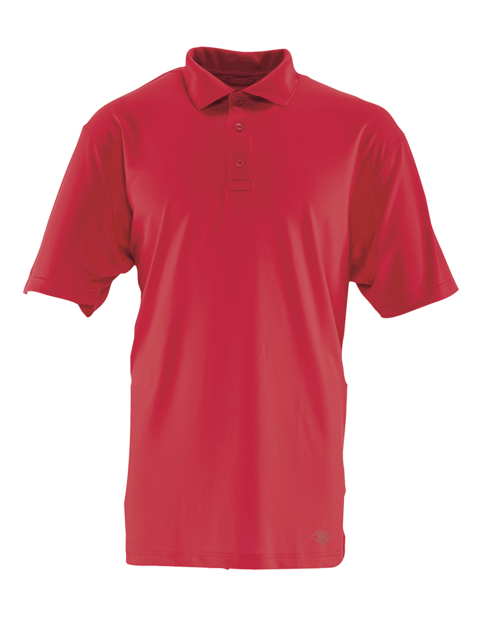 Tru-Spec TS-4336 24-7 Series Men's Short Sleeve Performance Tactical Polo, No-Curl Collar, 100% Polyester, For Uniform or Casual use, Vented Fabric in Arm Pit Area, Sternum Mic Loop