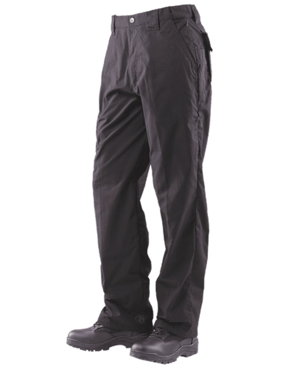 Tru-Spec 24-7 SERIES® TS- 1185 Men's Classic Tactical Pants, Polyester/Cotton, Relaxed,  Uniform/Cargo, Adjustable Waistband, Expandable back pockets with hook and loop closure, available in black, khaki and navy