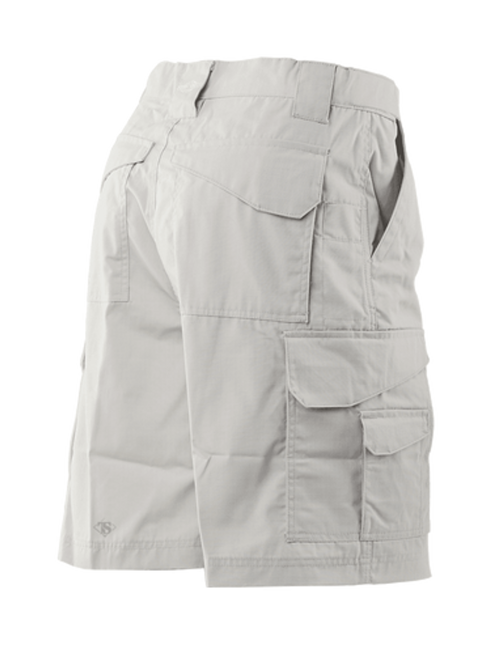 "Tru-Spec 24-7 SERIES® Men's Original Tactical  Shorts, 65% Polyester and 35% Cotton Rip-Stop with DWR water repellent coating and with a 9"" inseam, Extra deep front pockets, Expandable back pockets with hook and loop closure, 4264"