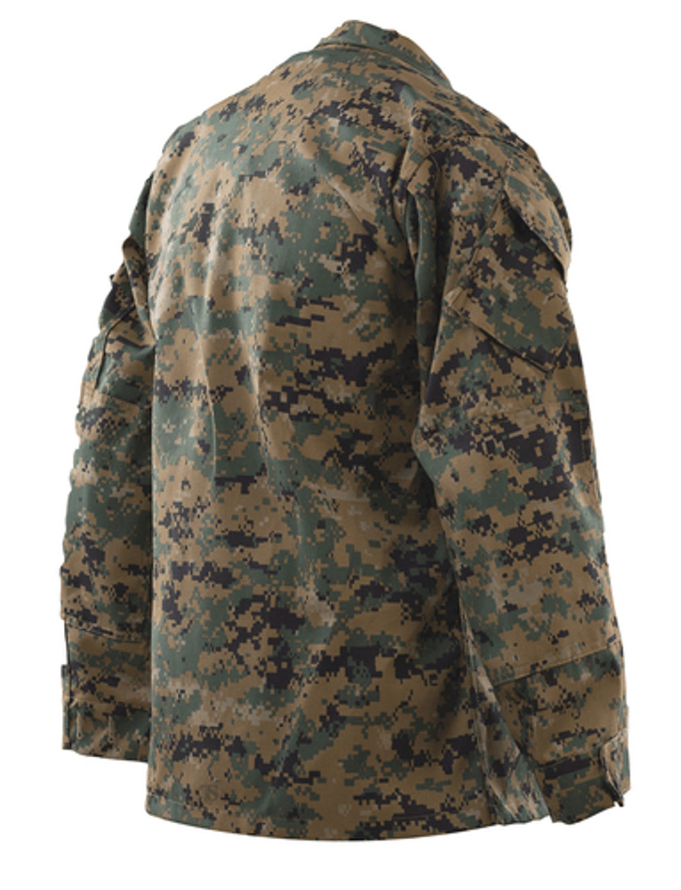 Tru-Spec TS-1929 VAT Print Digital Long Sleeve Uniform Shirt, 2 Chest Pockets, Elbow Pad Pockets, Sleeve Pocket, available in Desert Digital, Urban Digital, or Woodland Digital