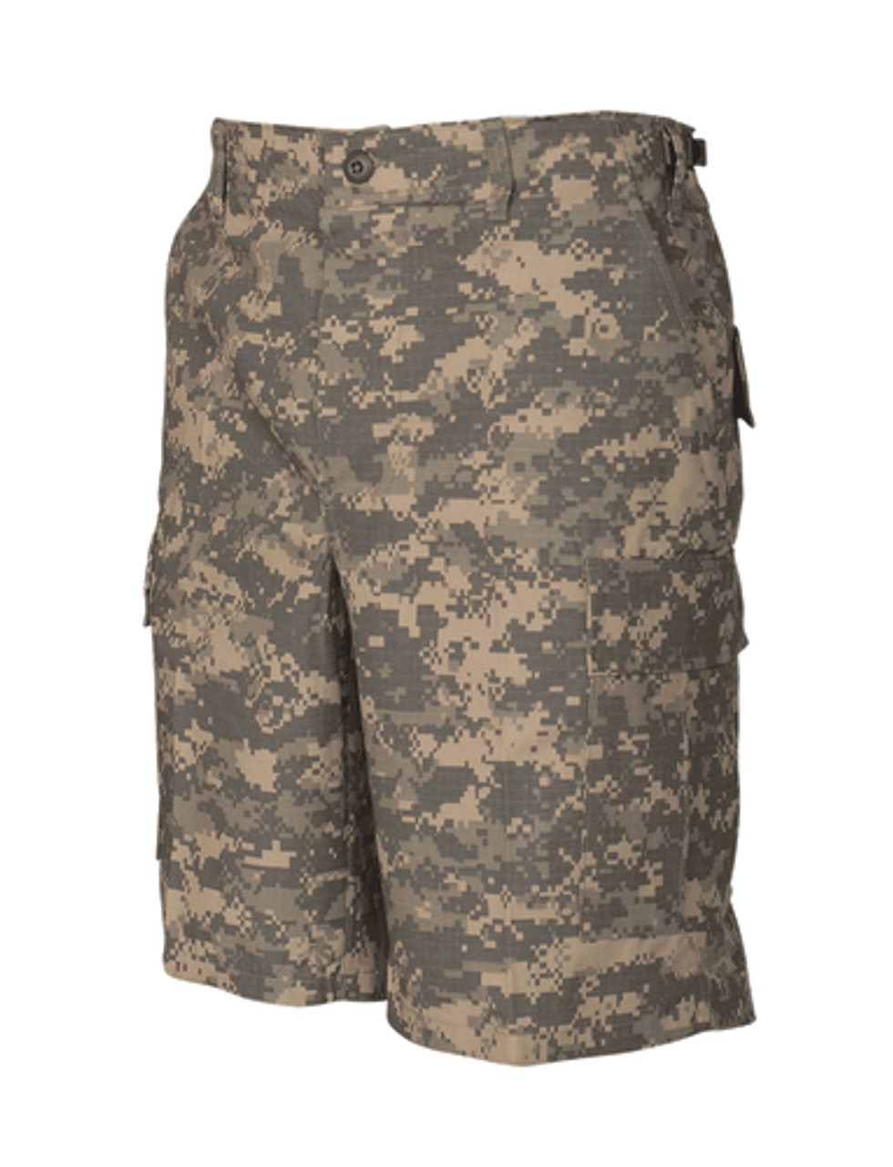 Tru-Spec TS-4257 BDU Tactical Shorts, 100% Cotton Rip-Stop, Easy access DropN pockets behind each cargo pocket, YKK® zipper fly, Two bellowed three pleated cargo pockets with drain holes and snag proof and fused button flaps