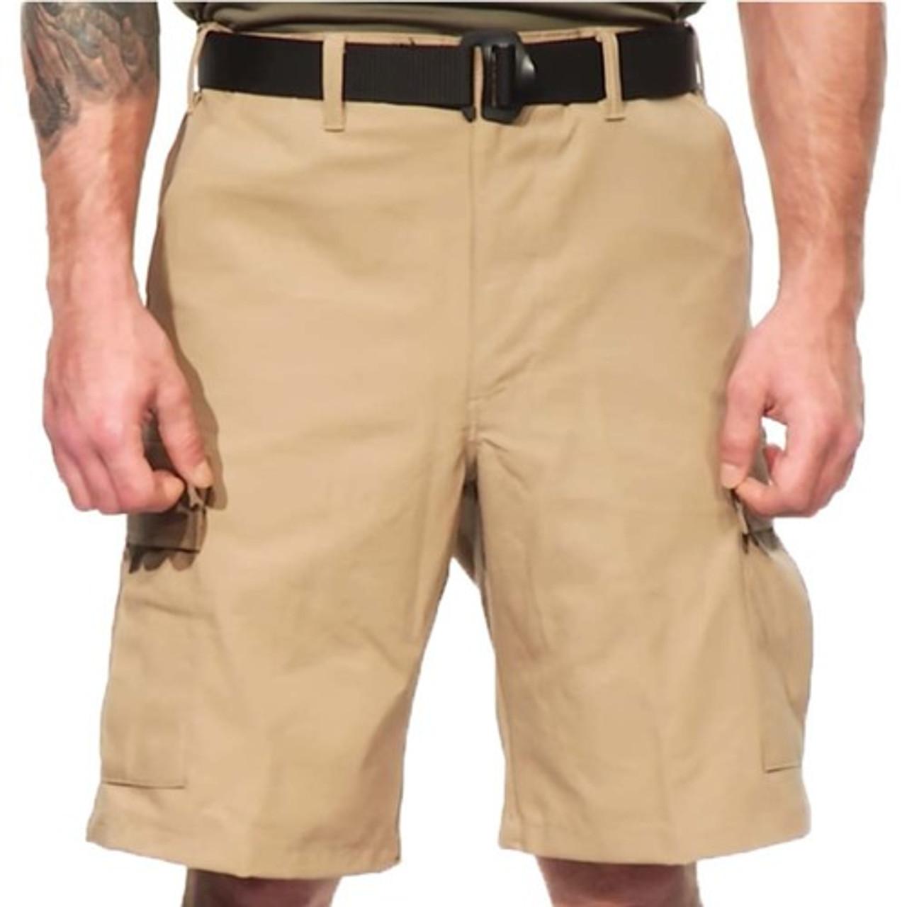 Zipper Fly Men/'s 24-7 Tactical Uniform Cargo Shorts by TRU-SPEC FREE SHIPPING