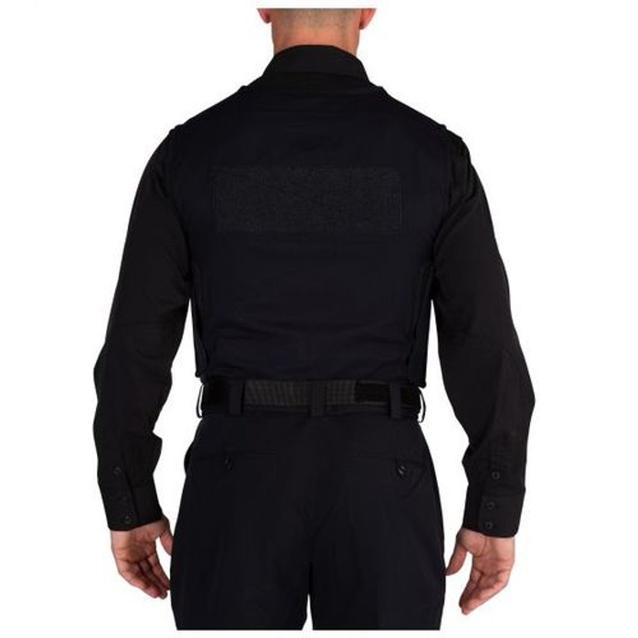 5.11 Tactical Hexgrid® Uniform Outer Carrier, available in Black, Dark Navy or Sandstone 49036