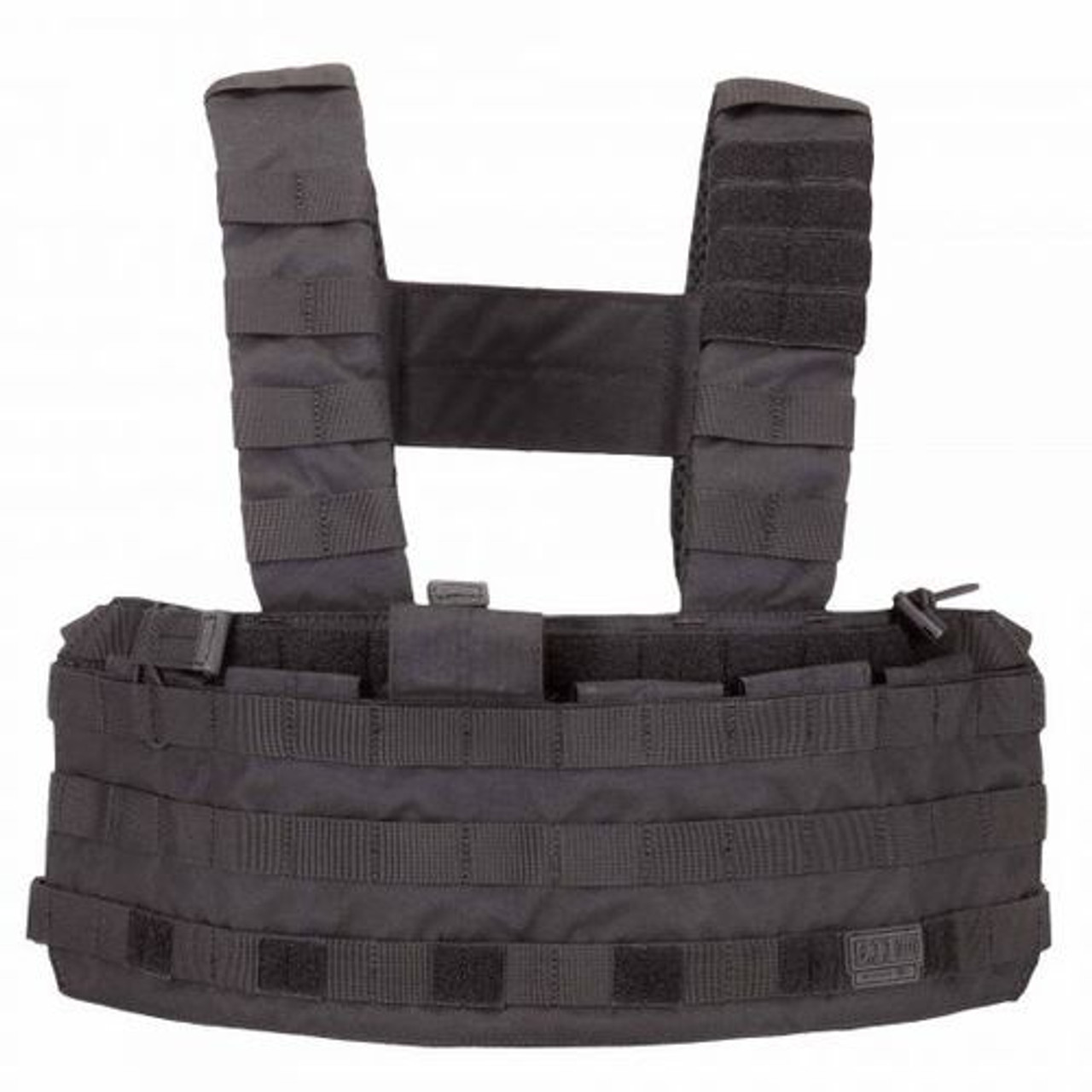 5.11 Tactical TacTec Chest Rig, available in Black, Storm, TAC OD or Sandstone 56061