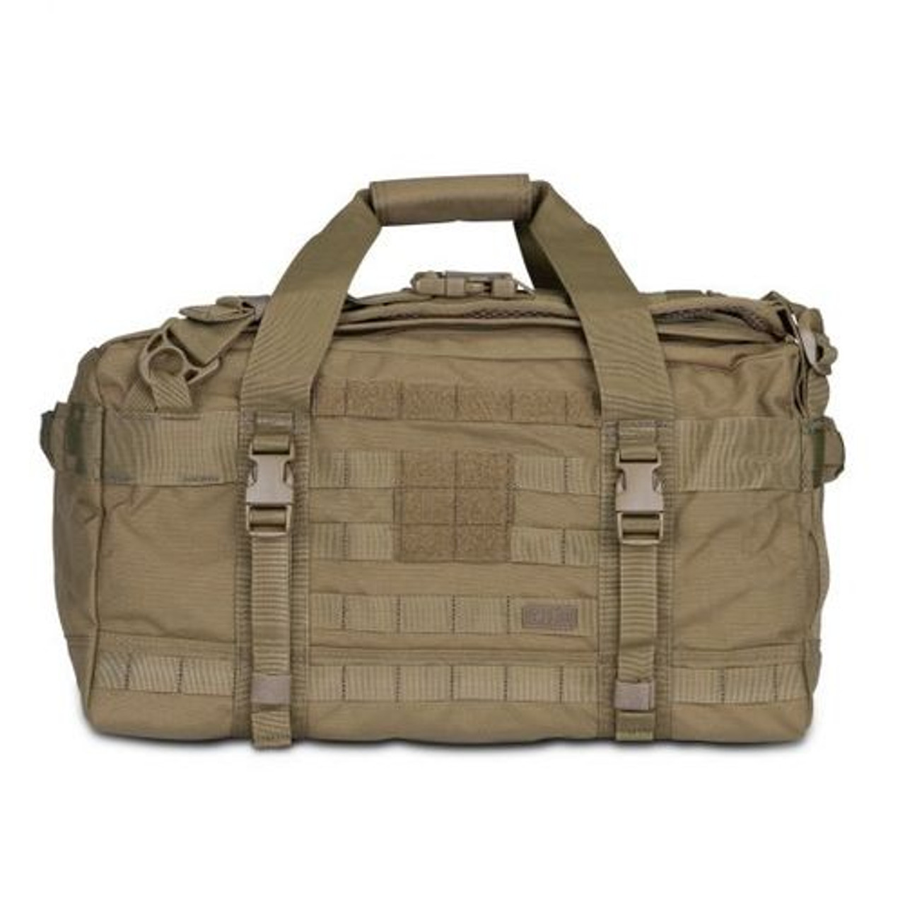 5.11 Tactical RUSH LBD MIKE, Water-resistant 1050D Nylon, Quick release adjustable backpack straps, Reinforced top carry and side grab handles, 56293