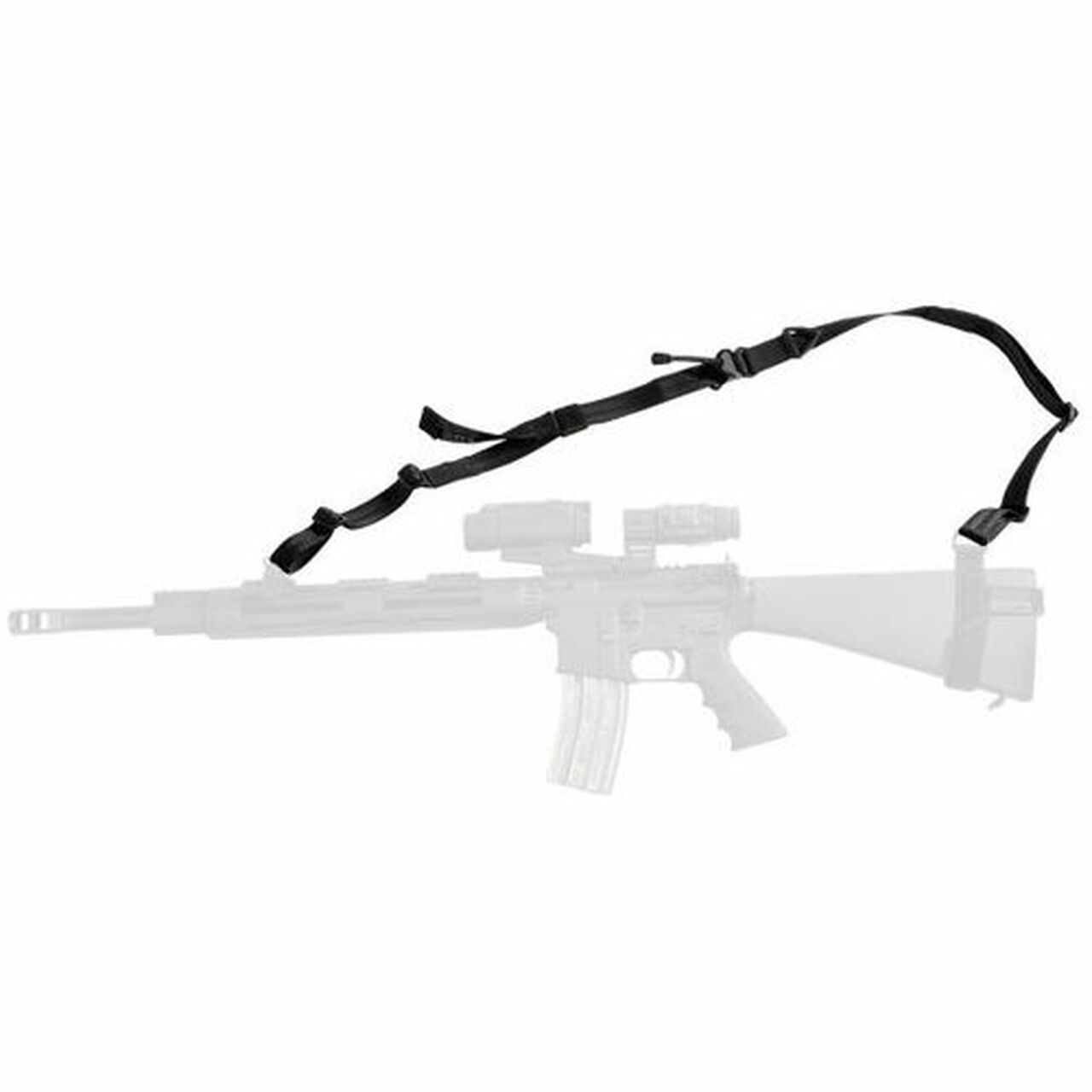 5.11 Tactical VTAC 2 Point Sling, available in Black or Sandstone 59120