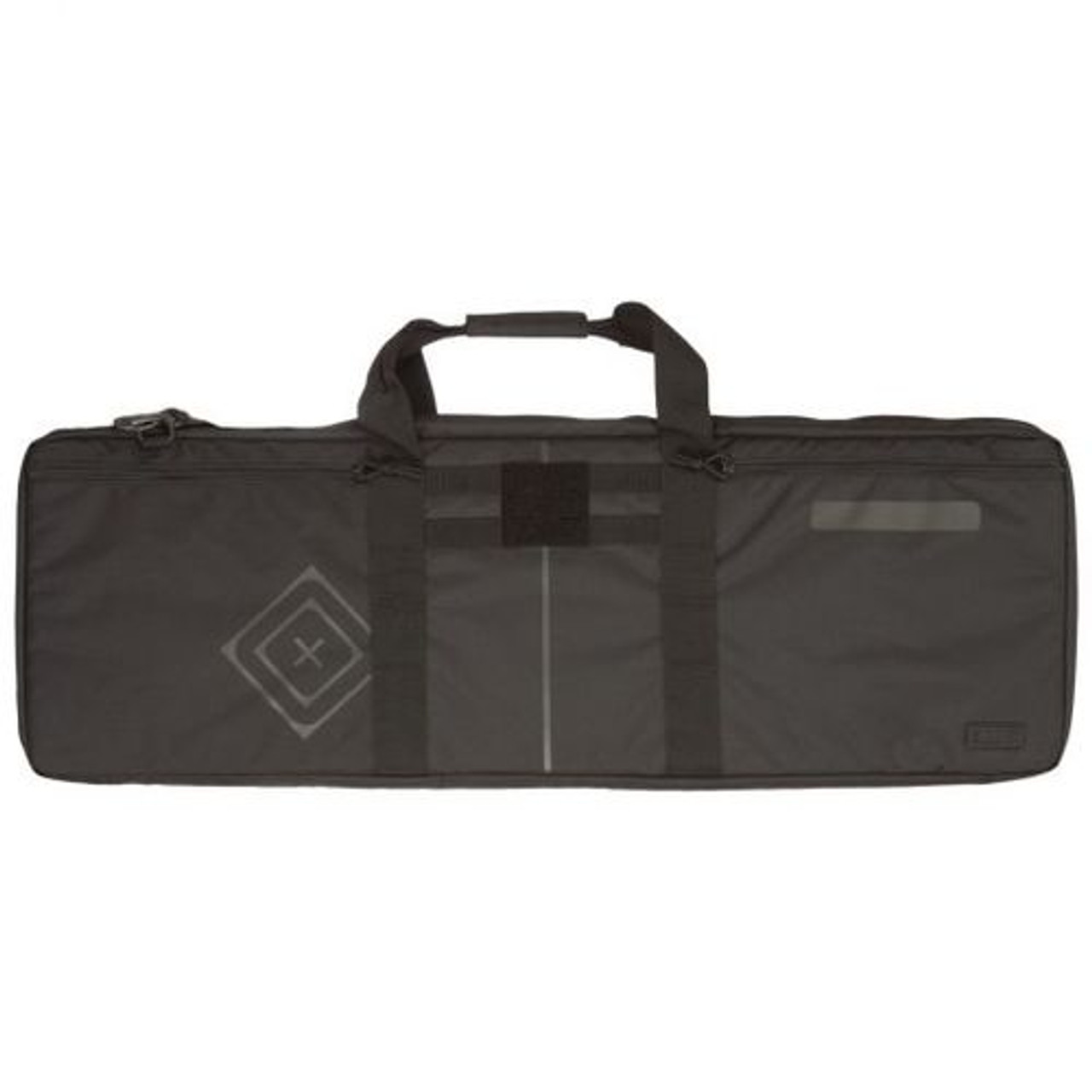 "5.11 Tactical 36"" SHOCK RIFLE SOFT CASE, 600D polyester exterior and 300D padded polyester interior, Lightweight, professional, affordable, Integrated rifle retention straps, Locking main compartment zippers, 56219"