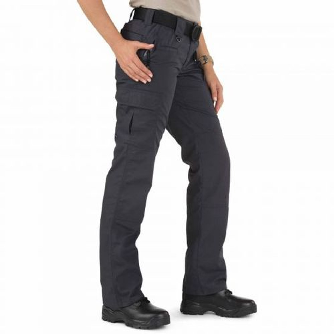 5.11 Tactical 64360 Women's Taclite® Pro Tactical Cargo Pants, Classic/Straight Fit, Polyester/Cotton