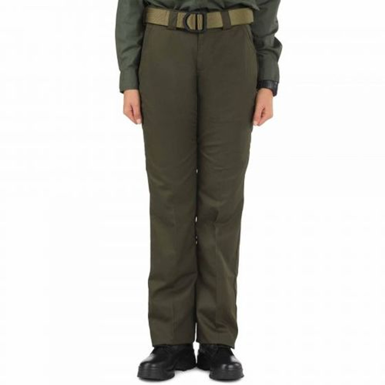 5.11 Tactical 64304 Women's Twill PDU Class-A Uniform Pants, Classic/Straight Fit, Polyester/Cotton