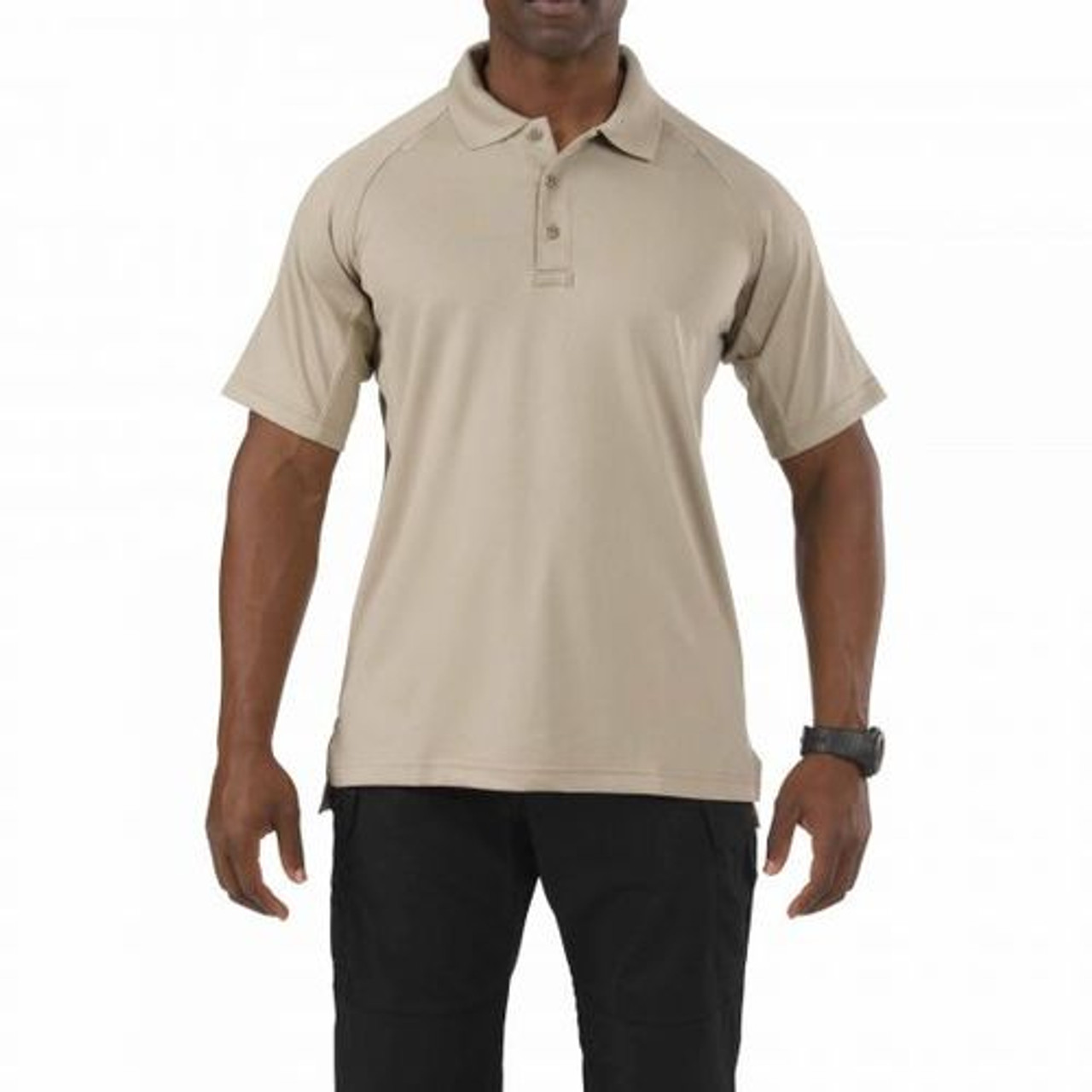 5.11 Tactical 71049 Men's Performance, Short Sleeve Casual or Uniform Polo Shirt