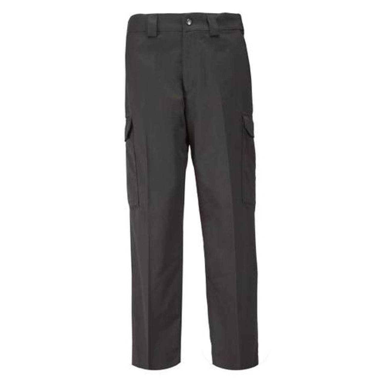 5.11 Tactical 74326 Twill PDU Cargo Class-B Uniform Pants, Classic/Straight Fit, Adjustable Waist, Ployester/Cotton, Prym Snaps, YKK Zippers, available in Black, Brown, Midnight Navy, or Sheriff's Green