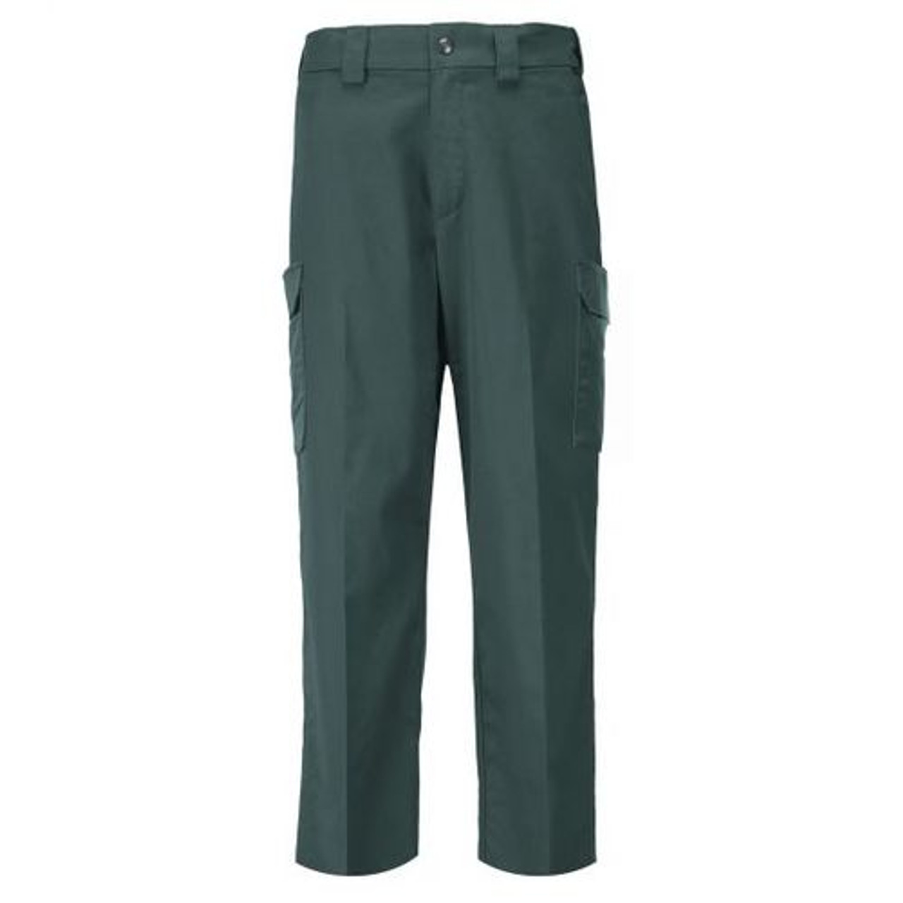 5.11 Tactical 74371 Taclite PDU Cargo Class-B Uniform Pants, Classic/Straight Fit, Adjustable Waistband, Polyester/Cotton, Available in Brown, Midnight Navy, or Spruce Green