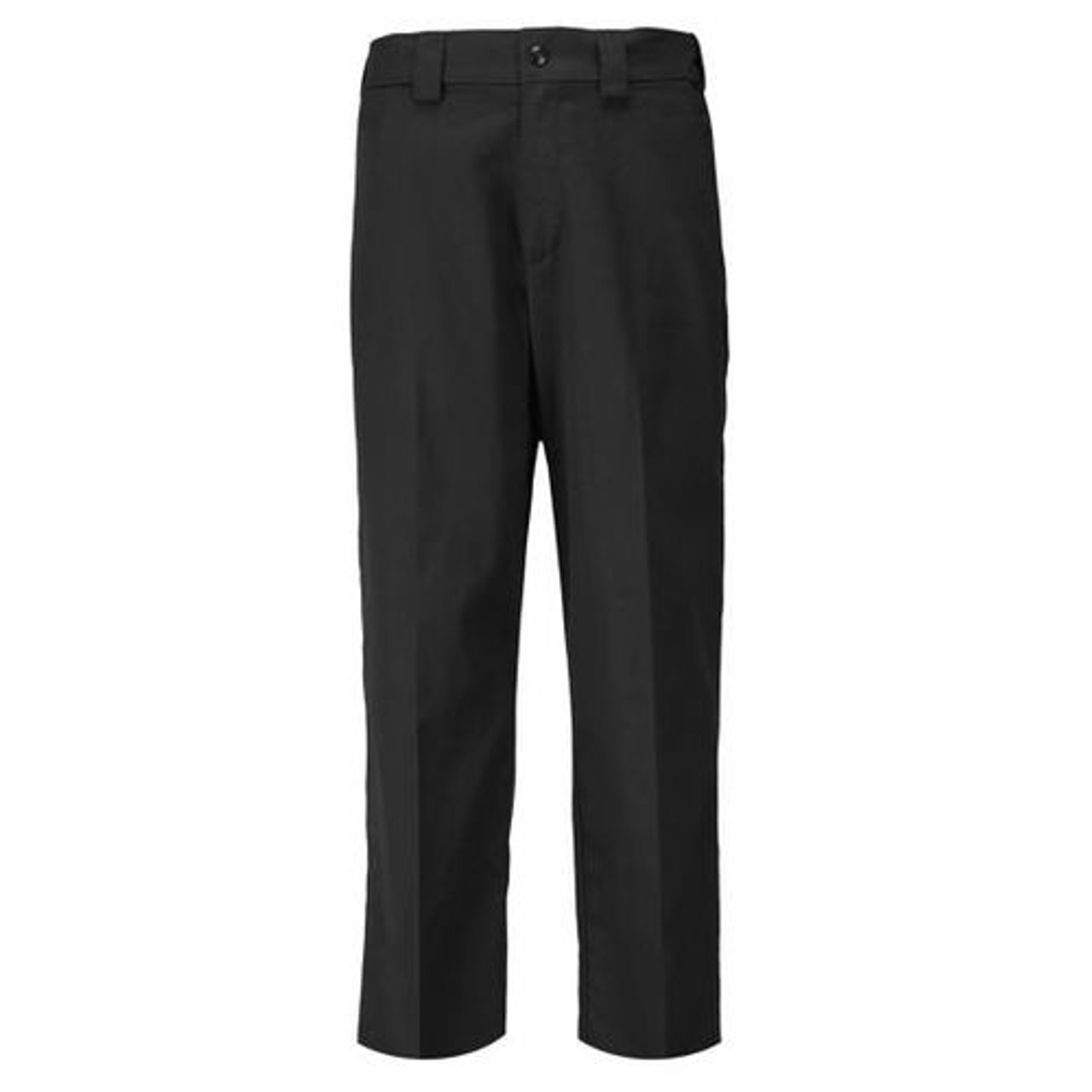 5.11 Tactical 74338 Twill PDU Class-A Pant, Classic/Straight, Polyester/Cotton, Uniform/Cargo, available in Black, Midnight Navy, or Sheriff's Green 74338