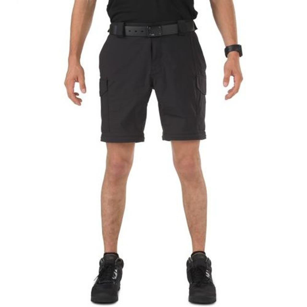 5.11 Tactical 45502 Bike Patrol Uniform/Cargo Pants, Zip-off capable, Nylon/Spandex, available in Black, or Dark Navy