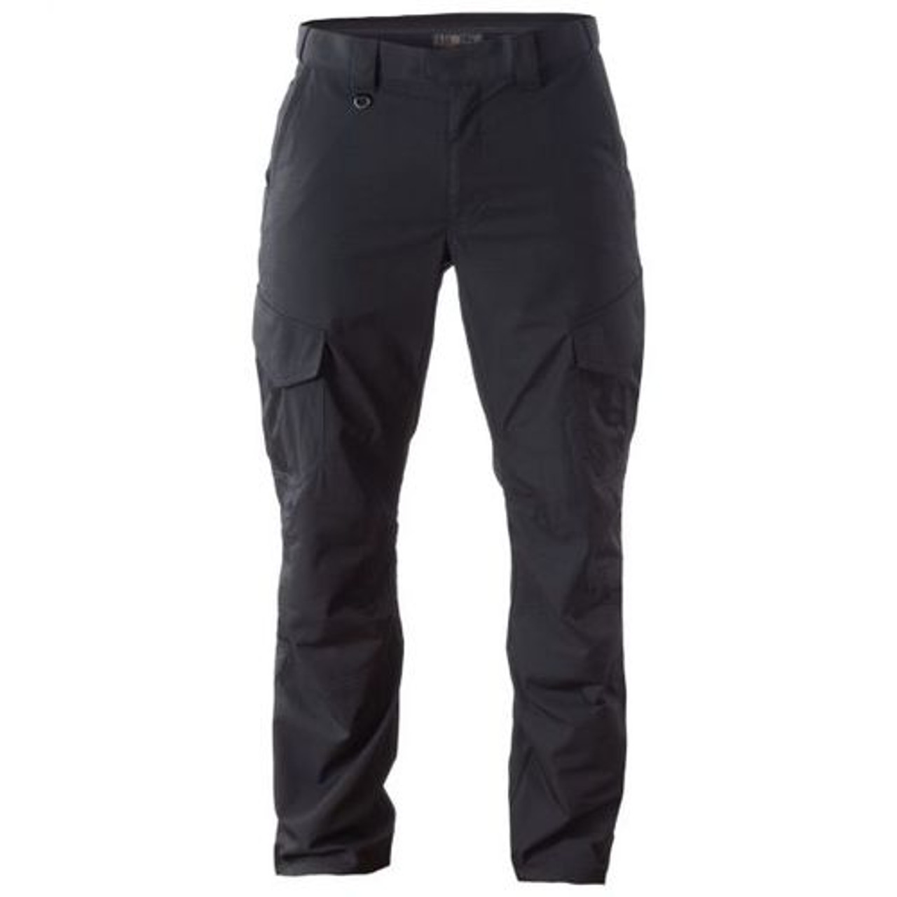 5.11 Tactical 74412 Stryke Motor Men's Uniform Cargo Pants, Relaxed Fit, Adjustable Waist, available in Black or Navy
