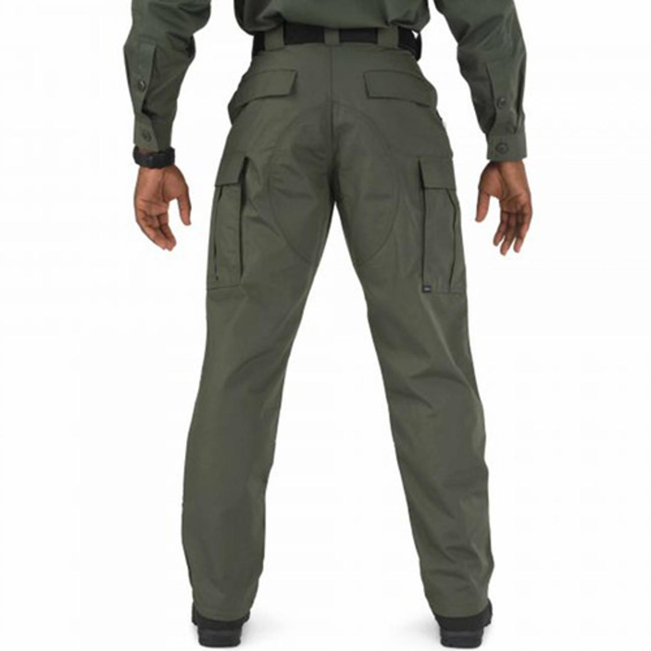 5.11 Tactical 74280 Taclite® TDU® Men's Pants, Adjustable Waistband, Classic/Straight, Uniform/Cargo, Ammo Pocket, available in Black, Storm, TDU Green, and Dark Navy