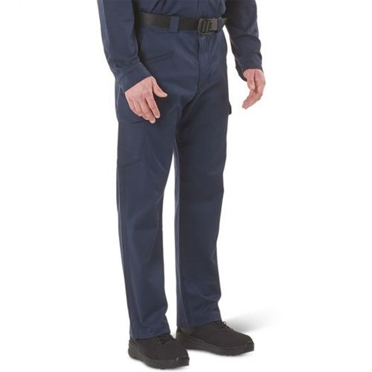 5.11 Tactical 74482 Stryke EMS Men's Uniform Cargo Pants, Relaxed Fit, Adjustable Waist, available in Black or Navy