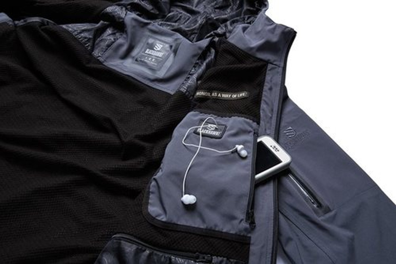 BLACKHAWK TACTICAL SOFTSHELL JACKET, 4 Way Stretch Fabric, Water Proof, Adjustable Storm Cuffs and Hood, JK01