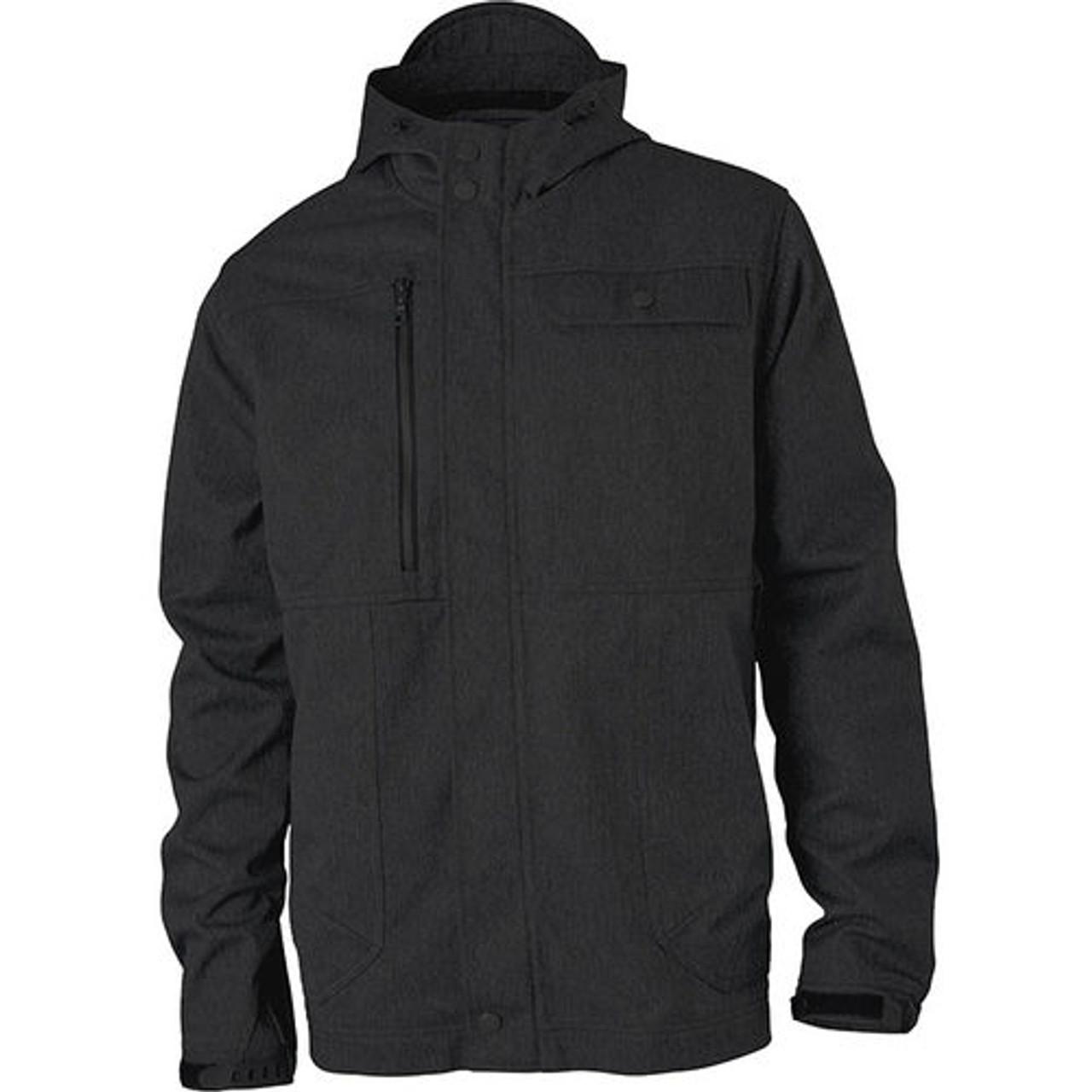 BLACKHAWK DERECHO JACKET, Waterproof, 4 multi-purpose document and gear storage pockets, adjustable 4-piece hood, JK05