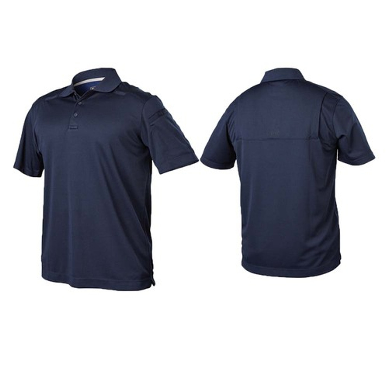 BLACKHAWK RANGE POLO, PO01, 100% Performance Polyester, Casual/Uniform, Vented Back, Sternum and Shoulder Loops