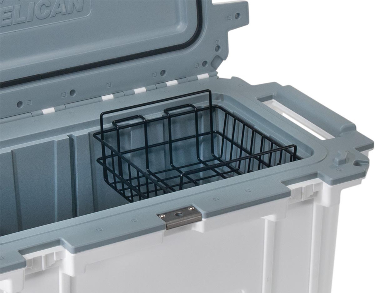 Pelican 70-WB Dry Rack Basket for 70QT Elite Cooler, Corrosion resistant, Keeps food or bait elevated and dry