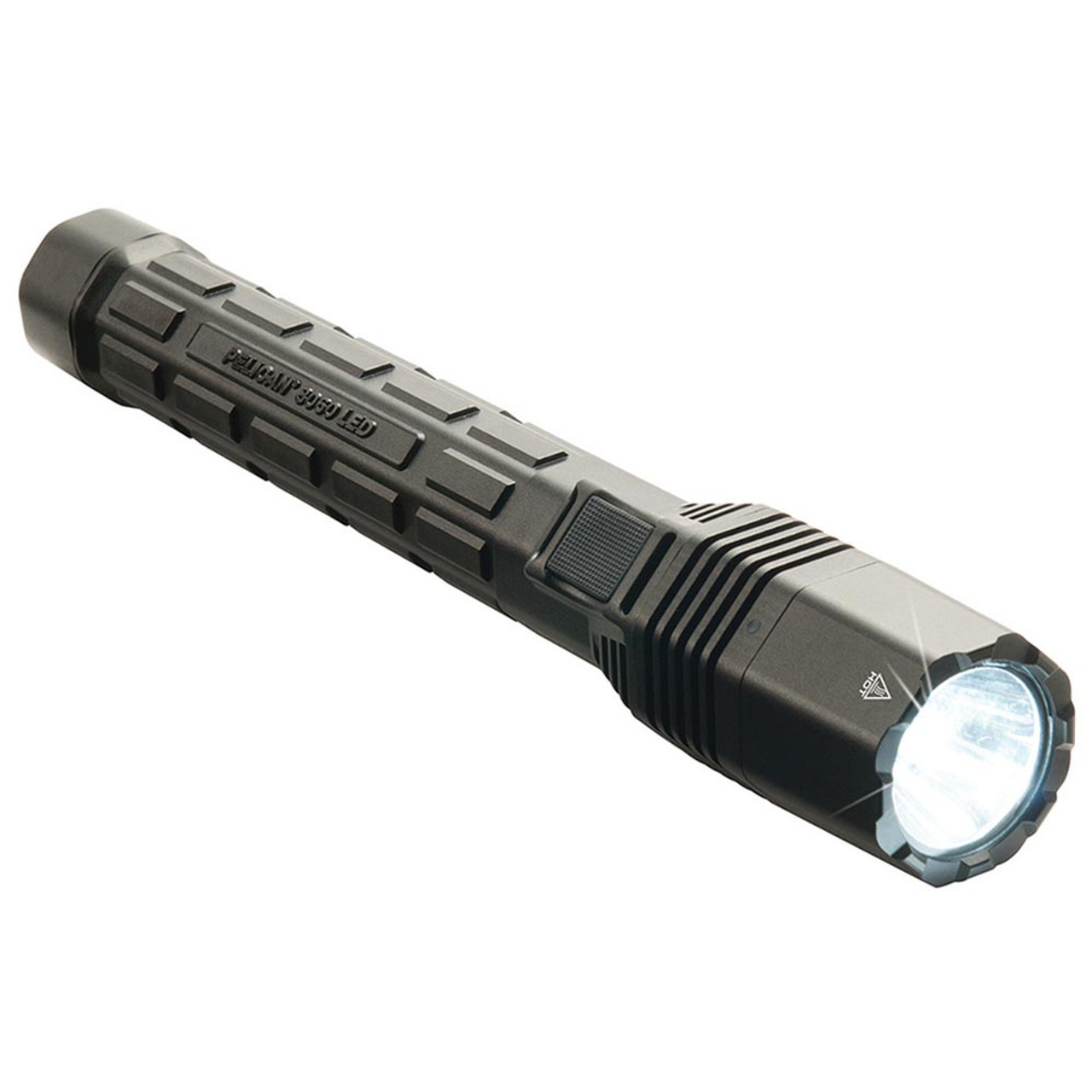 Pelican Tactical LED Flashlight, With 4 Selectable Programs, Black 8060