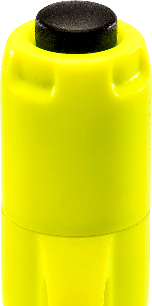 Pelican LED Flashlight, 117 Lumens, High Visibility Yellow 1975