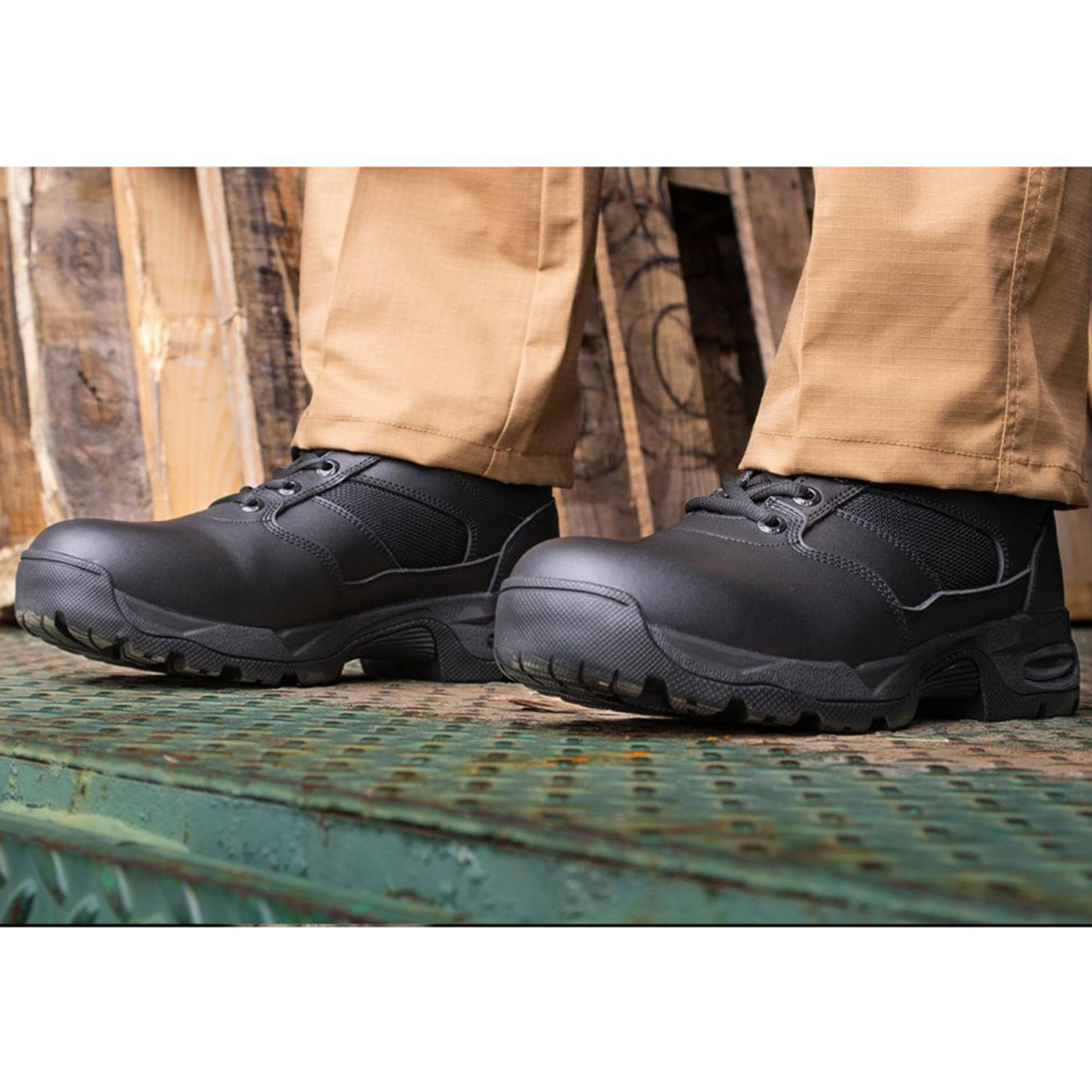 Propper® F4531 Shift Low Top Men's or Women's Uniform/Casual Boots, Regular or Wide Width, Oil and Slip Resistant