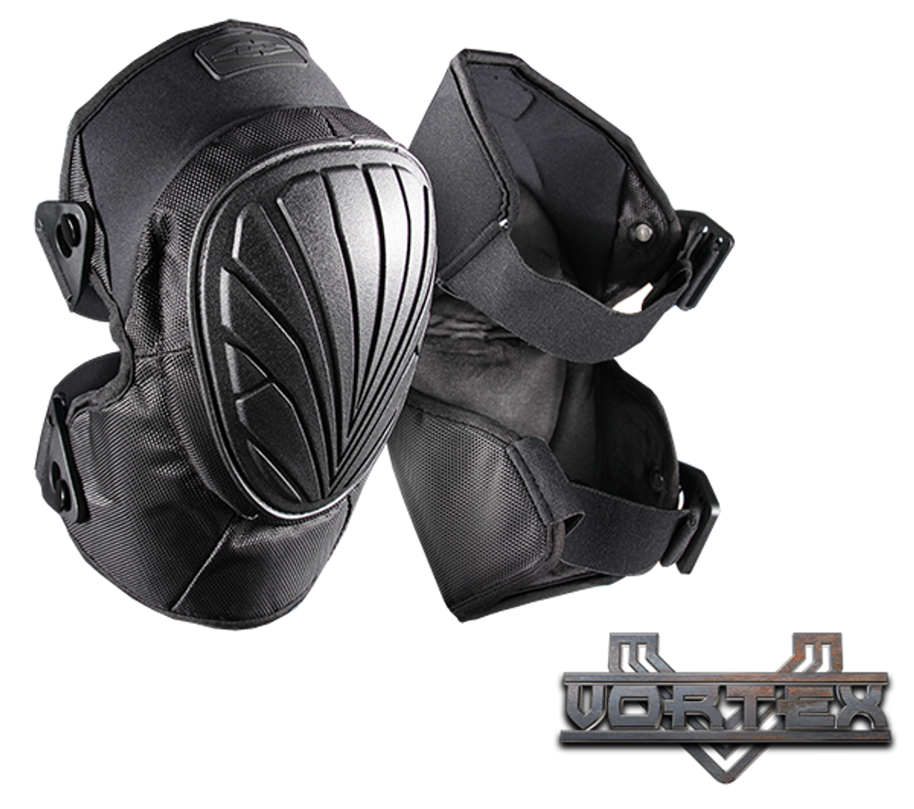 Damascus DSG100 Imperial Hard Shell Knee//Shin Guards X-Large