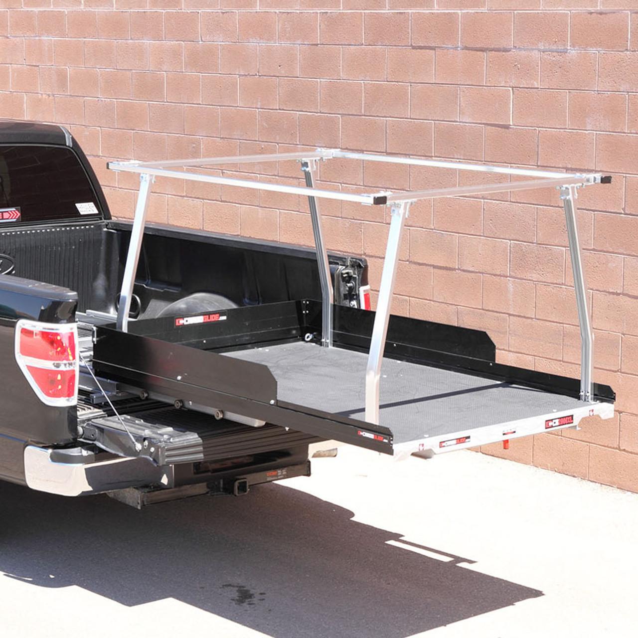 "Cargo-Glide CGCR CargoRack Aluminum Modular Rack System, choose 65"", 75"" or 95"" Slide"