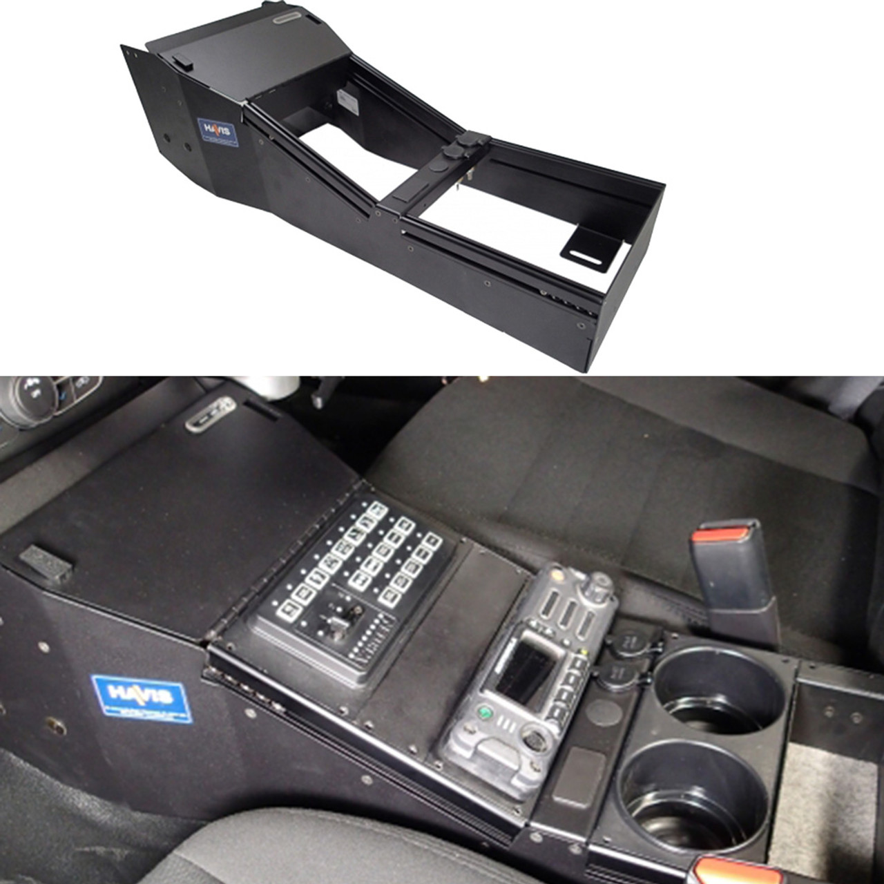 Havis Computer Stand Mount F// 2011 Dodge Charger