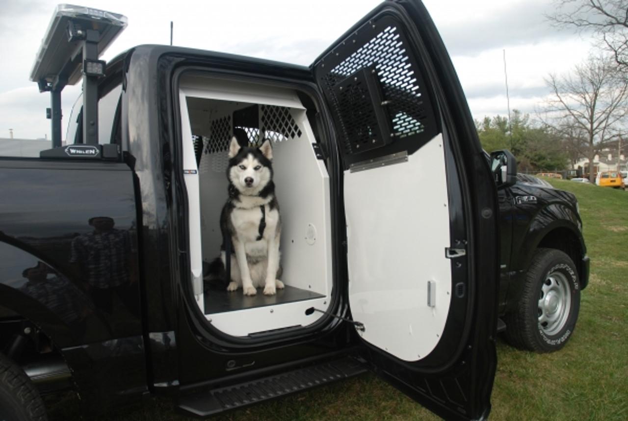 Havis K9-F23 K9 Dog Kennel Transport System for 2015-2019 ...