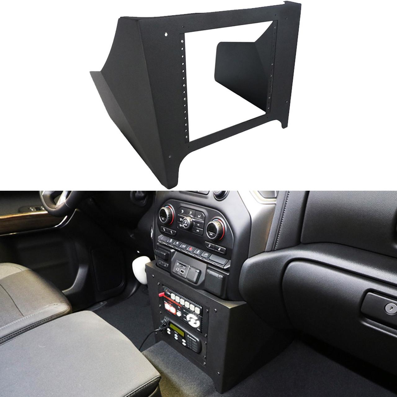 Jotto Desk 425-6662 Vertical Dash Mount Contour Console ...