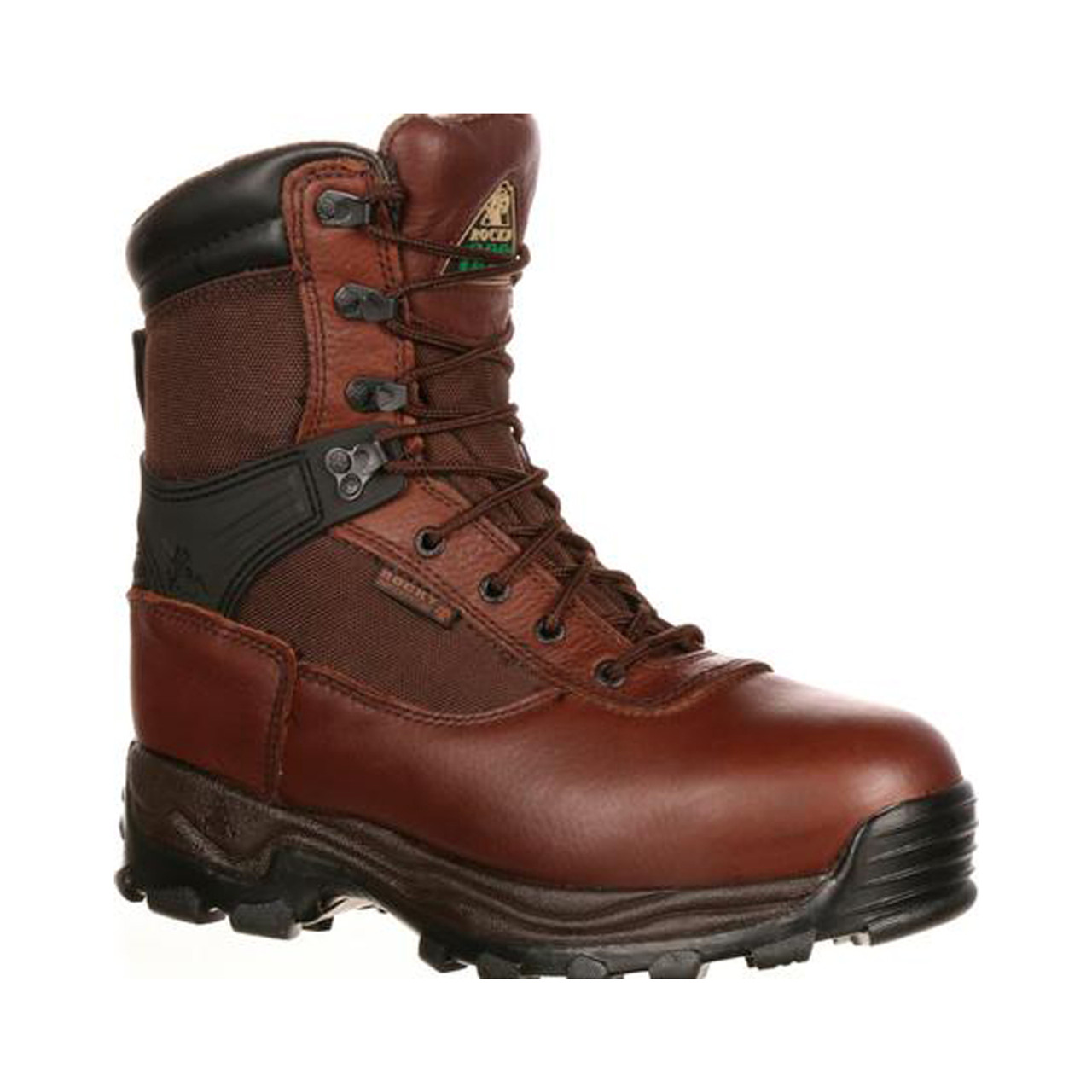 Rocky Sport Utility Pro FQ0006486 Men's 9 Inch Steel Toe Waterproof 600G Insulated UniformCasual Work Boots, available in Regular or Wide Width,